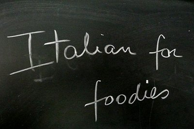 Italian for foodies